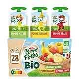 Faites plaisir à vos enfants avec cette gamme Pom'Potes Bio à consommer à tout moment de la journée ! Pom'Potes avec sa gamme Bio propose des produits de qualité issus de l'agriculture biologique, dans le respect des règles de nutrition, pour le bien...