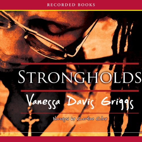 Strongholds audiobook cover art