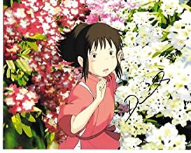 Daveigh Chase As Chihiro Signed 8x10 in Person Spirited Away