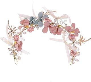 Limeo Guirnalda Coreana Moda flor Diadema Corea Damas