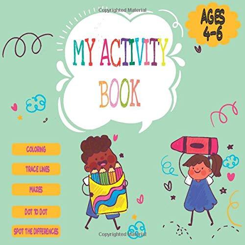 MY ACTIVITY BOOK