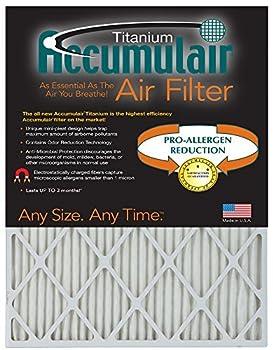 Best accumulair titanium Reviews