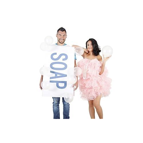 Soap Loofah Bubbles Adult Costume Set