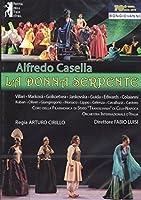 Casella: La Donna Serpente [DVD]