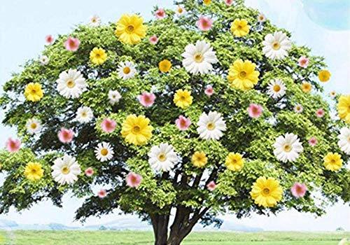 LanternsRiddles® Puzzles Flowering Trees 1000 Teile Puzzle Erwachsene Kinder Classic Kits DIY Holzspielzeug Geschenke Unique Home Decor