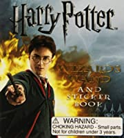 Harry Potter Wand and Sticker Book (Miniature Editions)