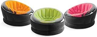 Intex Empire silla inflable (los colores pueden variar), 1 silla inflable