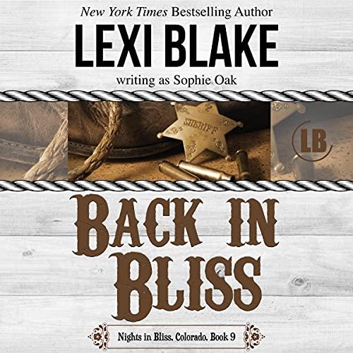 Page de couverture de Back in Bliss