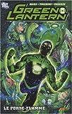 Green Lantern, Tome 1 - Le porte-flamme