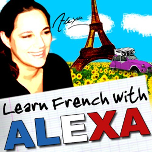 French for Intermediate Learners audiobook cover art