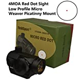 Best Micro Dots - FieldSport Micro Red Dot Sight, Precision Red Dot Review