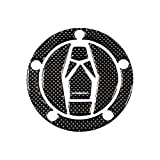 SSK カーボンタンクキャップパッド KAWASAKI Z900RS/CAFE 2018- ZX-10R/RR 2016- NINJA H2/H2R 2015-2018 NINJA H2 SX/SE 2018- CTCPKA03