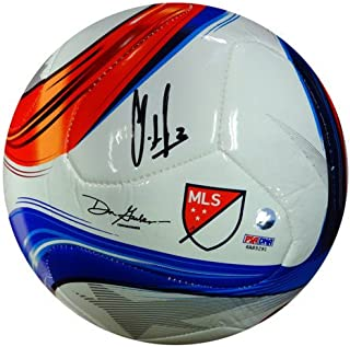 Clint Dempsey Signed Adidas Nativo Soccer Ball Seattle Sounders - PSA/DNA Authentication - Sports Memorabilia