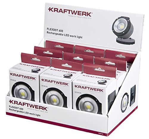 KRAFTWERK 702.000.100 Expositor con FLEXDOT 600 (9 Unidades)