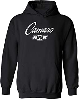 Chevy Camaro SS Classic American Muscle Car Hoodie