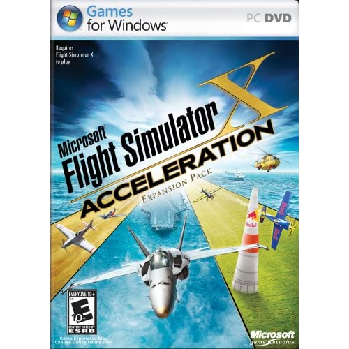 Flight Simulator Software: Amazon com