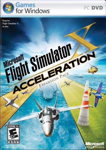 Microsoft Flight Simulator X Acceleration Expansion - PC