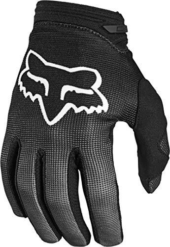 FOX 180 Oktiv Damen Motocross Handschuhe Schwarz/Weiß XL