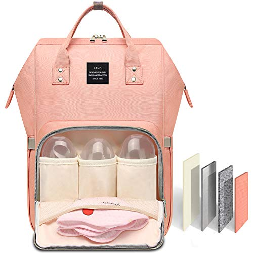 HaloVa Diaper Bag Multi-Function...