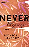 Never Let You Go: Roman (Never-Serie 2) (German Edition)