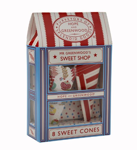 Hope and Greenwood Sweet Cones