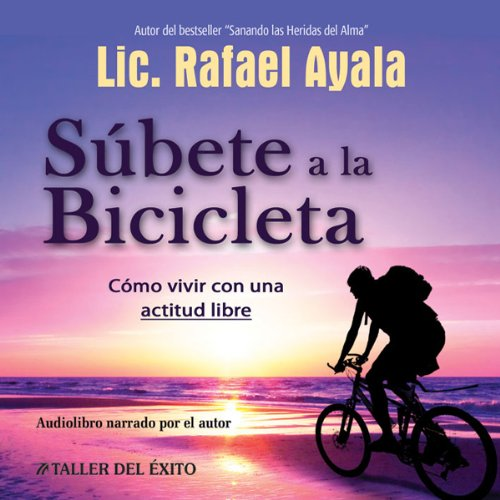 Subete a la Bicicleta audiobook cover art