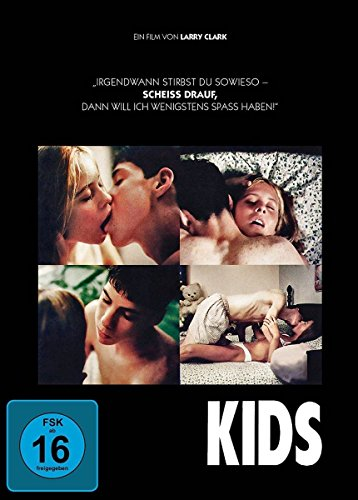 Kids - Limited Edition Mediabook (+ DVD) [Blu-ray]