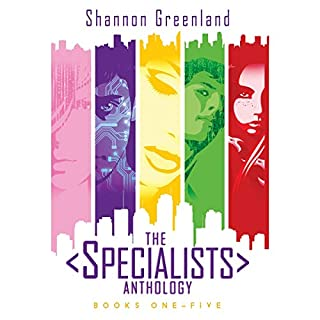The Specialists: The Complete Teen Spy Thriller Series audiobook cover art