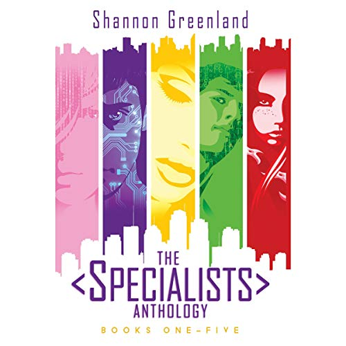 The Specialists: The Complete Teen Spy Thriller Series Audiobook By Shannon Greenland cover art