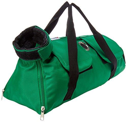 Kruuse Buster No Scratch Pet Untersuchungshandschuhe Bag, 8–12lb, grün