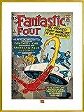 1art1 Die Fantastischen Vier Poster Kunstdruck und