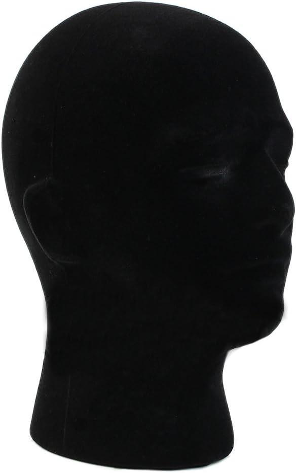 Black Foam Mannequin Head Male Wigs-Mannequin for Overseas parallel import regular item Ranking TOP15