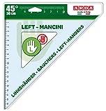 Arda 28730MAN Squadra 45°, 30 per Mancini, 30 cm, Left