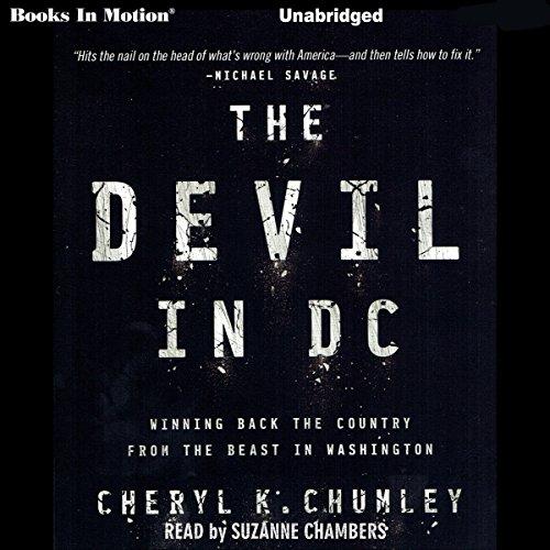 The Devil in DC audiobook cover art