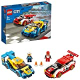 LEGO 60256 City Coches de Carreras Nitro Wheels, Juguete de acción para Construir