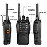 Zoom IMG-1 nestling 2pz walkie talkie 88e