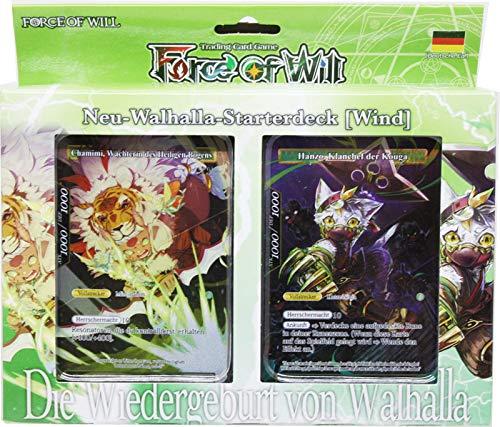 Force Of Will - Walhalla-Starterdeck Wind - Deutsch
