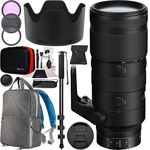 Nikon NIKKOR Z 70-200mm f/2.8 VR S …
