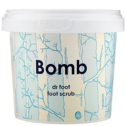 Bomb Cosmetics Dr Foot Refreshing Foot Scrub