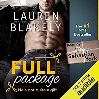 Full Package audiobook cover art