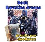 #MYDECK Yu-Gi-Oh! - Deck Mazzo Completo - Burattino Arnese - 40 Carte + Extra Deck - Pronto per Duellare