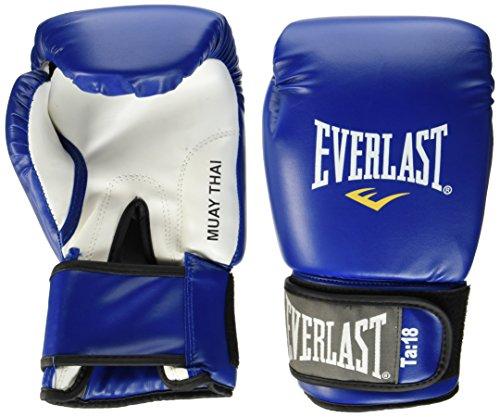 Everlast Gloves 5 Layer Guantes Thai Boxing, Adultos Unisex,