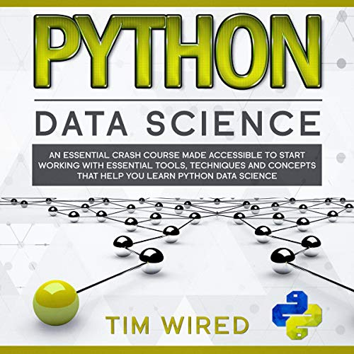 『Python Data Science』のカバーアート