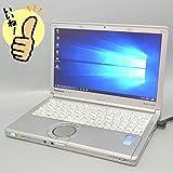★即使用可能!中古ノートパソコン★ ★Windows 10 Pro 64bit搭載★ パナソニック Panasonic Let's note(レッツノート) CF-SX2 /CF-SX2ADHCS /第3世代Core i5 3340M 2.70Ghz/メモリー 4GB/HDD 250GB/12.1インチワイド液晶(1600x900)/DVDスーパーマルチレコーダー搭載/無線LAN(Wi-Fi)内蔵/Microsoft Office 2010搭載
