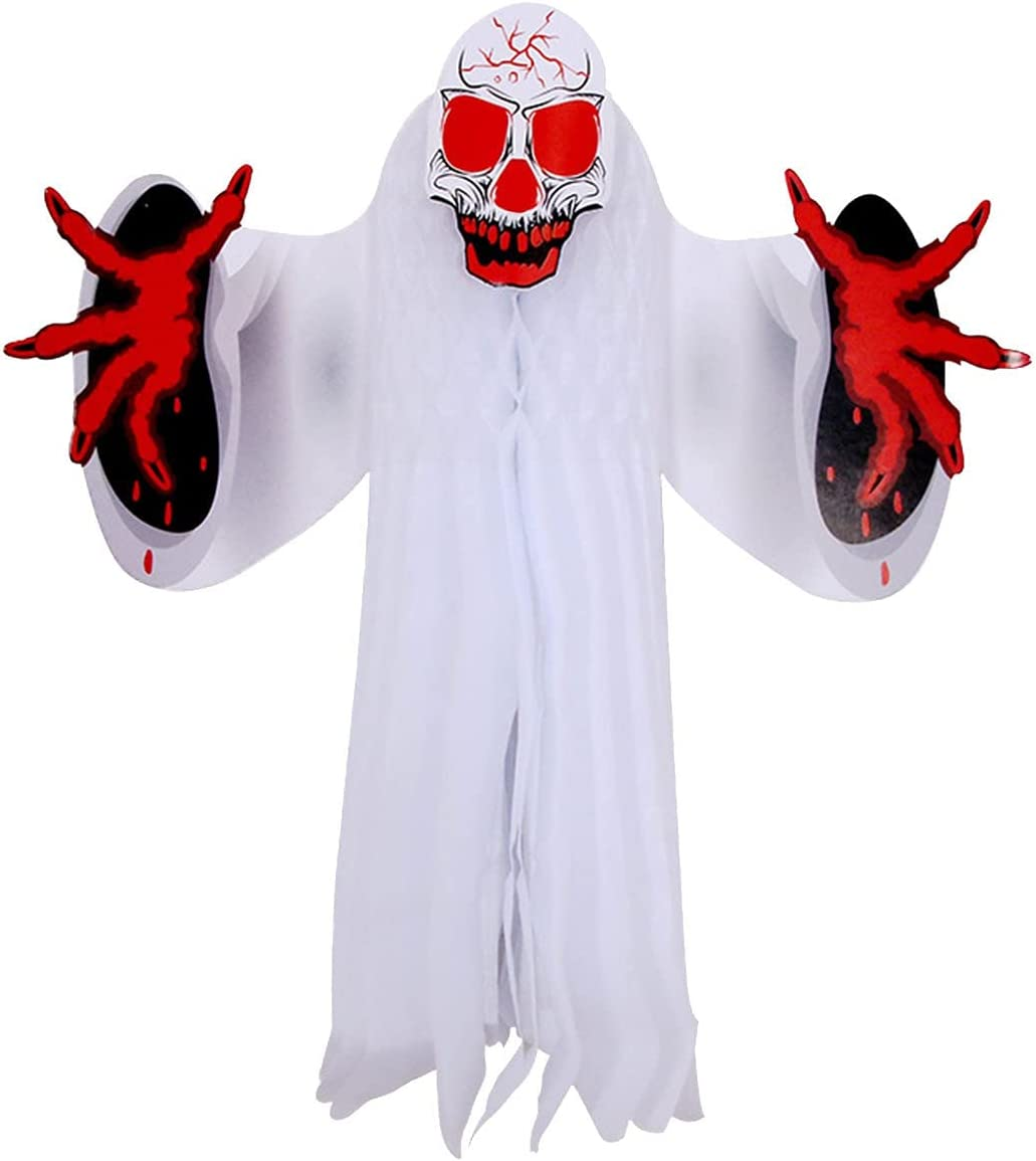 1 Pc Halloween Three-dimensional Selling rankings Ghost Atmosphere Decoration Sup Very popular