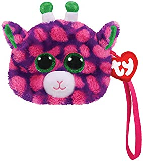 Ty Beanie Babies 95211 Ty Gear Gilbert the Giraffe Boo Wristlet