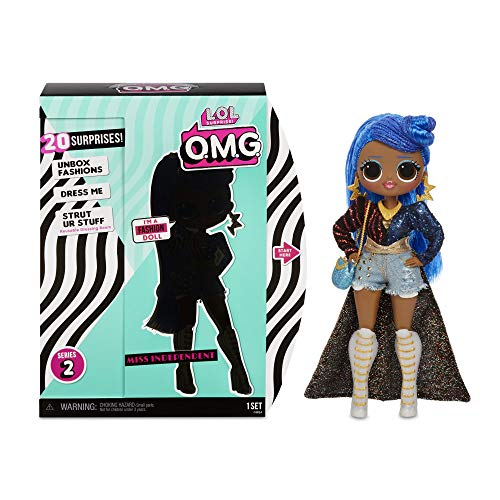 LOL Surprise! O.M.G. Miss Independent Fashion Doll
