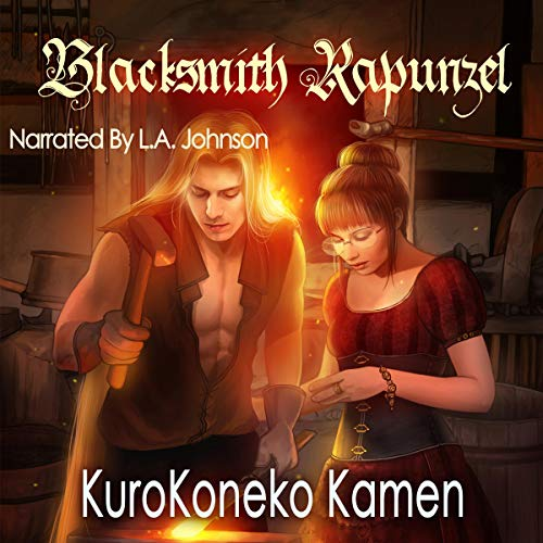Blacksmith Rapunzel  By  cover art