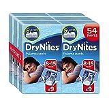 Huggies DryNites Boy hochabsorbierende Pyjamahosen Unterhosen 8-15 Jahre - 2