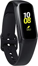 Samsung Galaxy Fit Black (Bluetooth), SM-R370NZKAXAR – US Version with Warranty